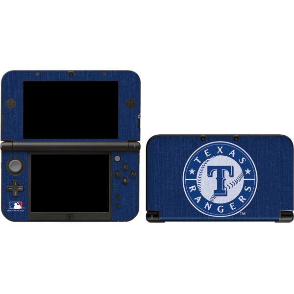 Texas Rangers Nintendo Gaming Skins