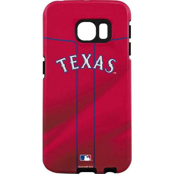 Texas Rangers Samsung Cases