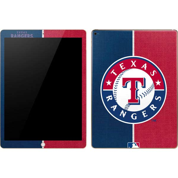 Texas Rangers Tablet Skins