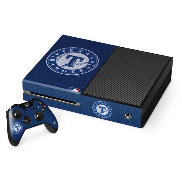 Texas Rangers Xbox Gaming Skins