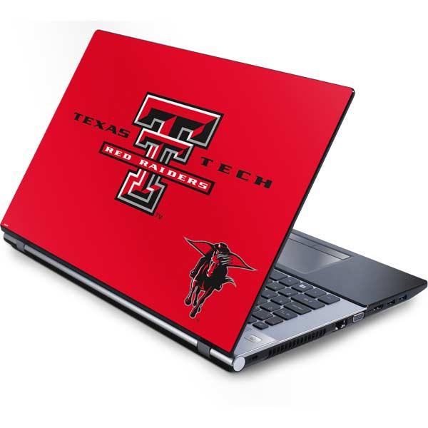 Shop Texas Tech University Laptop Skins