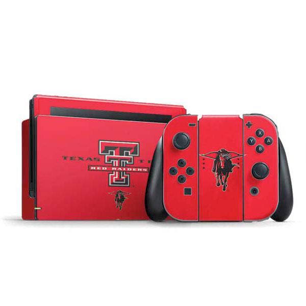 Shop Texas Tech University Nintendo Gaming Skins