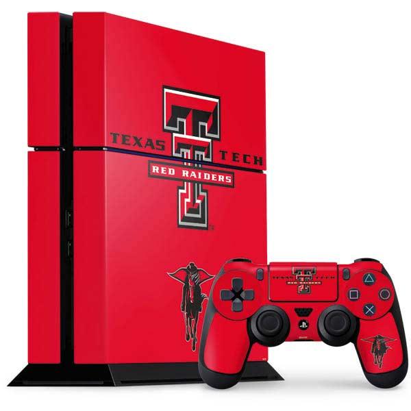 Shop Texas Tech University PlayStation Gaming Skins