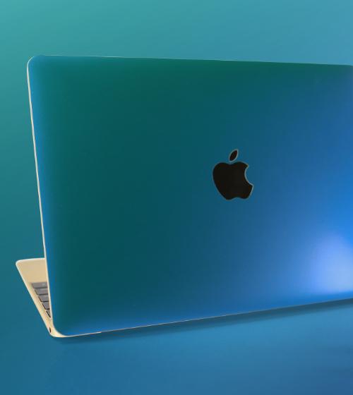 Chameleon MacBook Skins