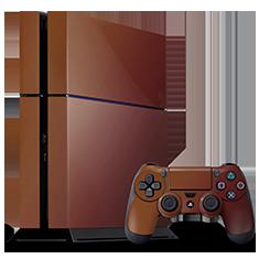 Chameleon PS4 Bundle Skin