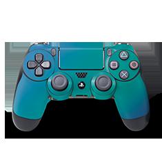 Chameleon PS4 Controller Skin