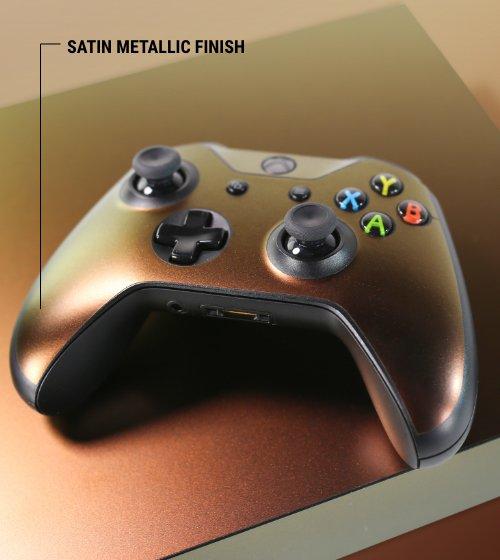 Chameleon Xbox Skin