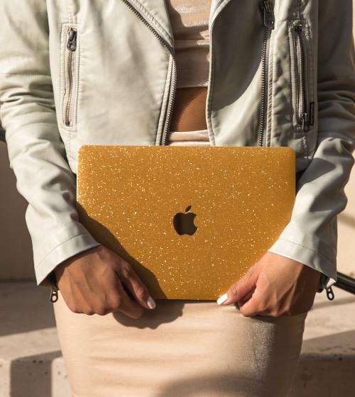 Shop Skinit Glitter MacBook Skins