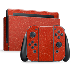 Shop Glitter Nintendo Gaming Skins