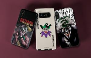 DC Comics Phone Case Designs