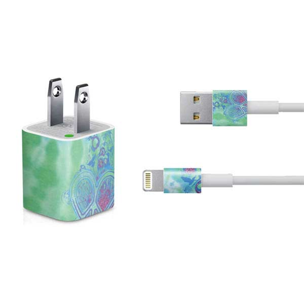 Shop Tie Dye Charger Skins