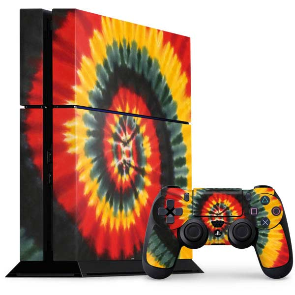Shop Tie Dye PlayStation Skins