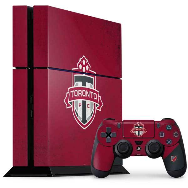 Toronto FC PlayStation Gaming Skins