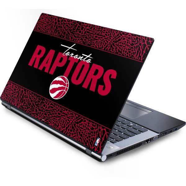 Toronto Raptors Laptop Skins
