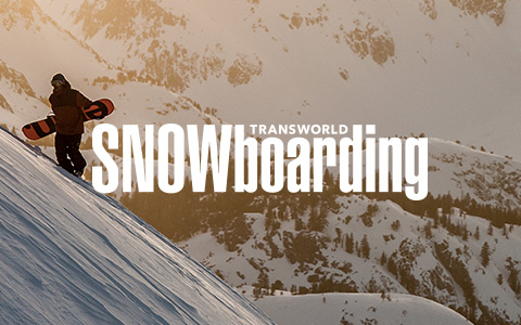 Designs for TransWorld SNOWboarding