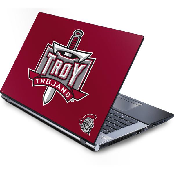 Shop Troy University Laptop Skins