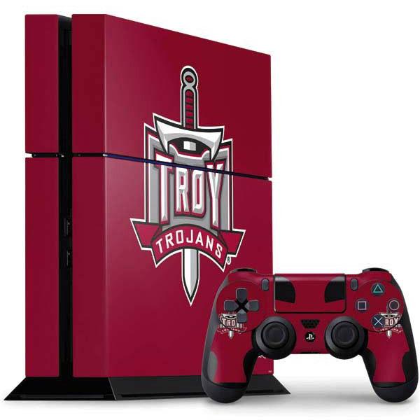 Shop Troy University PlayStation Gaming Skins