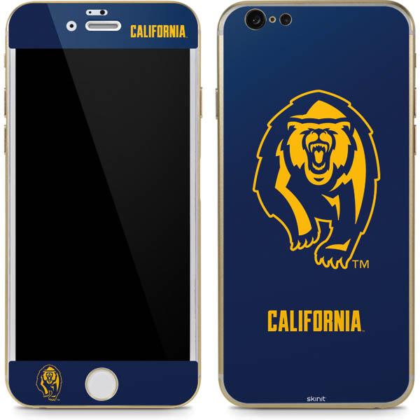Shop UC Berkeley Phone Skins