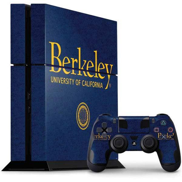 Shop UC Berkeley PlayStation Gaming Skins