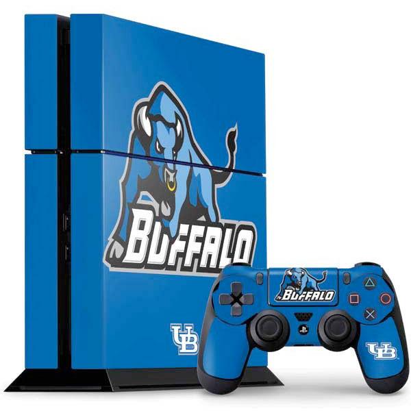 University at Buffalo PlayStation Gaming Skins