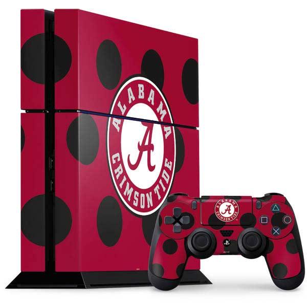 Shop University of Alabama PlayStation Gaming Skins