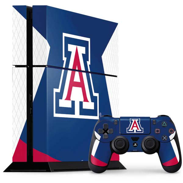 Shop University of Arizona PlayStation Gaming Skins