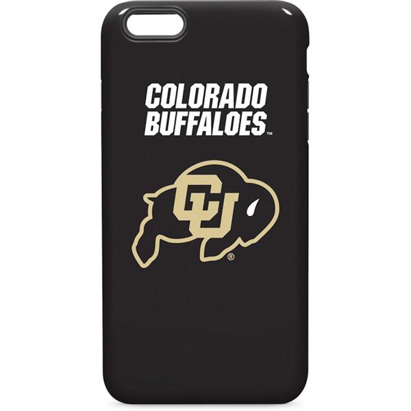University of Colorado iPhone Cases