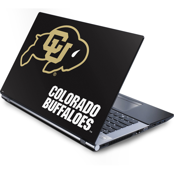 Shop University of Colorado Laptop Skins