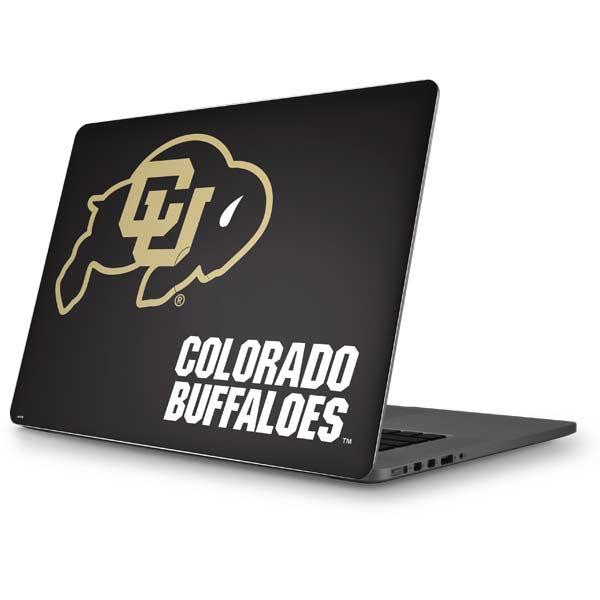 University of Colorado MacBook Skins