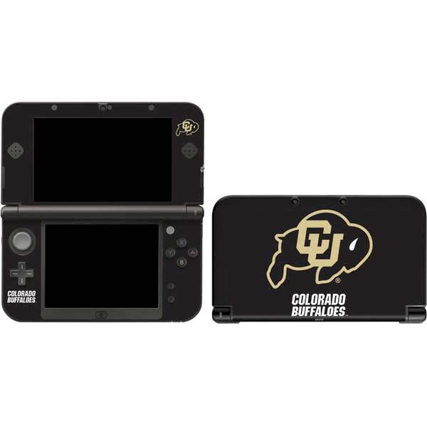 University of Colorado Nintendo Gaming Skins