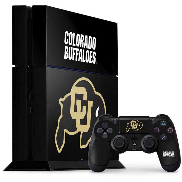 University of Colorado PlayStation Gaming Skins