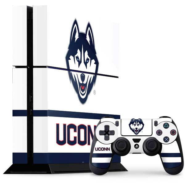 Shop University of Connecticut PlayStation Gaming Skins