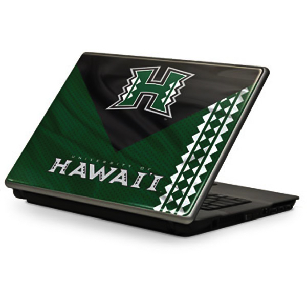 Shop University of Hawaii Laptop Skins