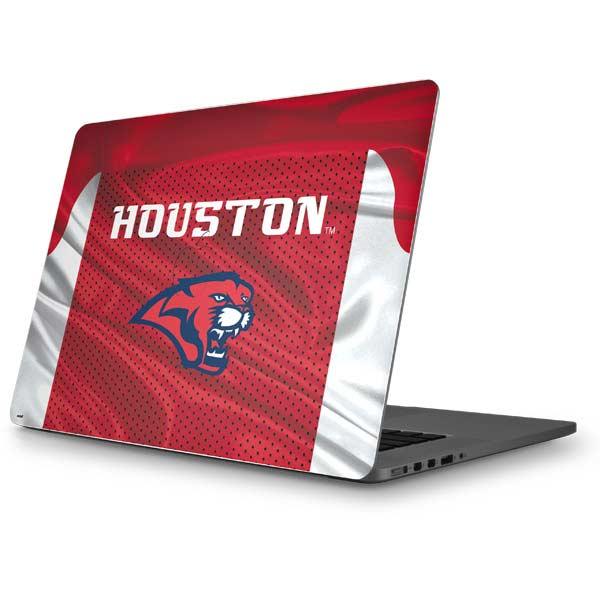 University of Houston MacBook Skins