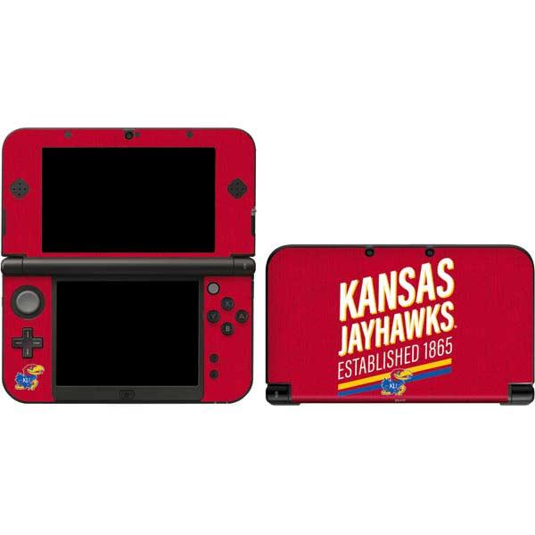 University of Kansas Nintendo Gaming Skins