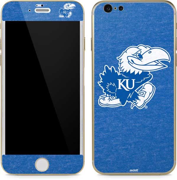 University of Kansas Phone Skins