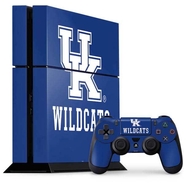 University of Kentucky PlayStation Gaming Skins