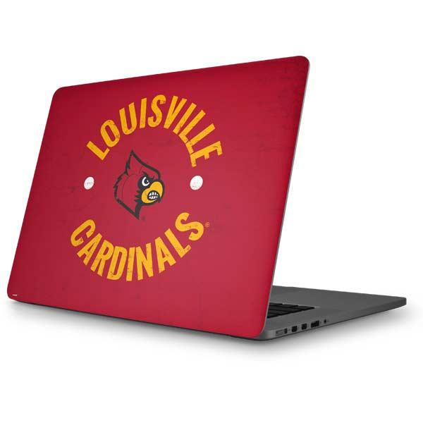 Shop University of Louisville MacBook Skins