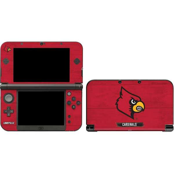 Shop University of Louisville Nintendo Gaming Skins