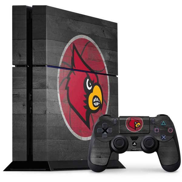 University of Louisville PlayStation Gaming Skins