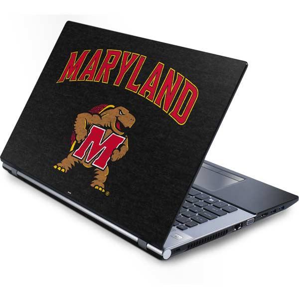 Shop University of Maryland Laptop Skins