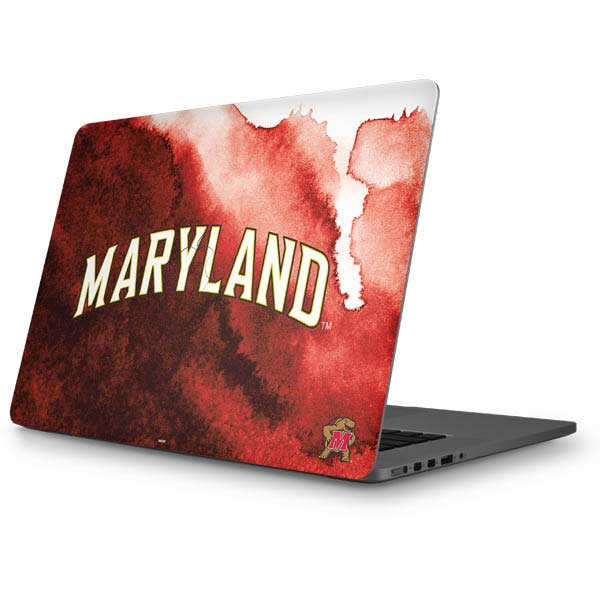 Shop University of Maryland MacBook Skins