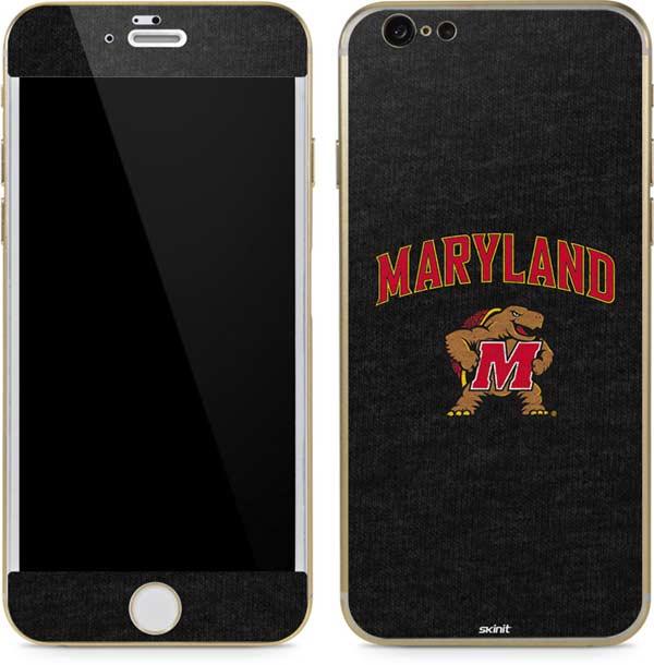 Shop University of Maryland Phone Skins