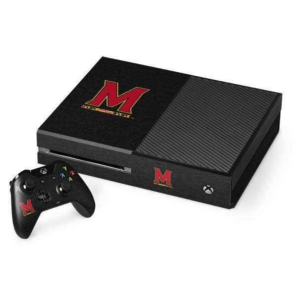 Shop University of Maryland Xbox Gaming Skins