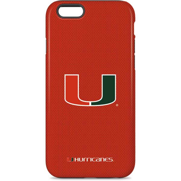 Shop University of Miami iPhone Cases