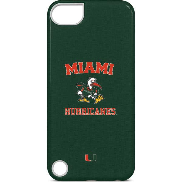 Shop University of Miami MP3 Cases