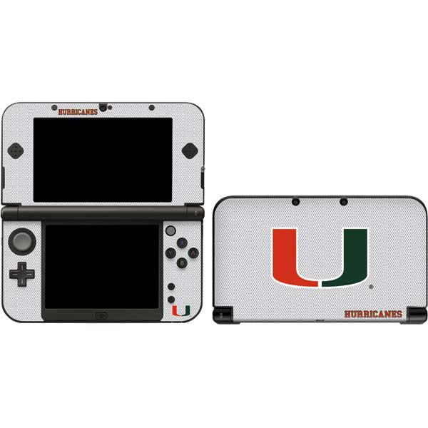 Shop University of Miami Nintendo Gaming Skins