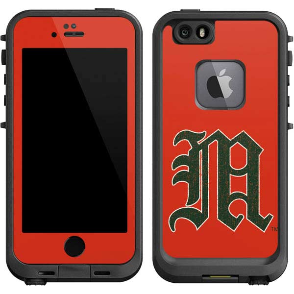 Shop University of Miami Skins for Popular Cases