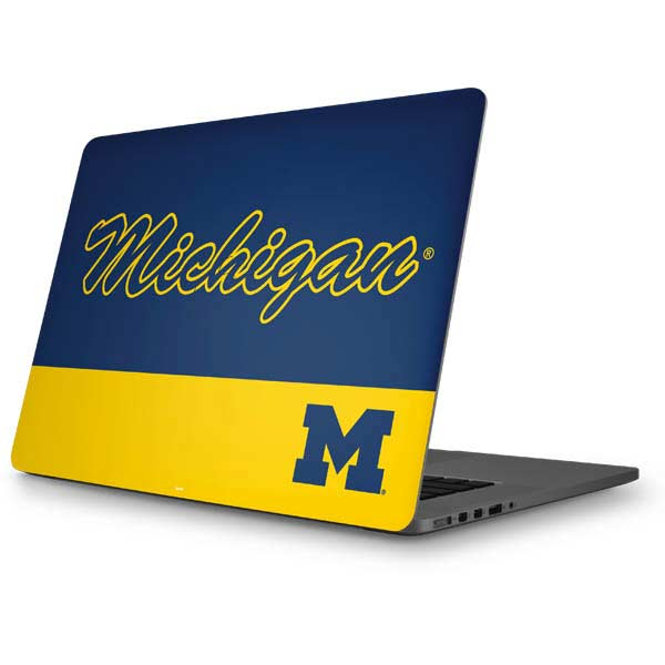 Shop University of Michigan MacBook Skins