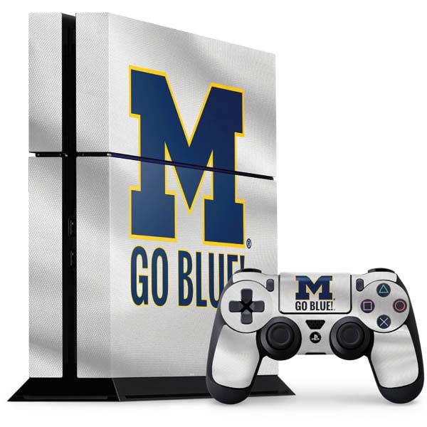Shop University of Michigan PlayStation Gaming Skins
